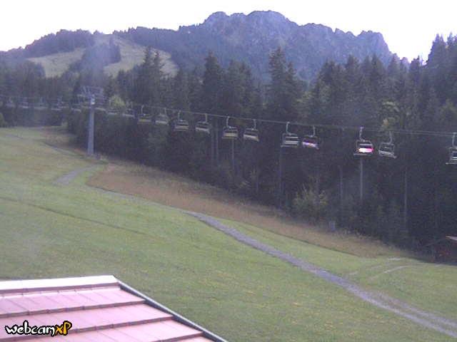 Webcam Ski Resort Jungholz (Tirol) Jungholz - Bavaria Alps - Allgäu